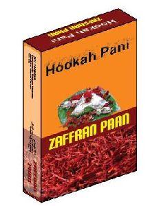 Hookah Pani Zaffran Paaan Flavored Hookah