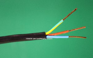 AWG 19 3 Core PTFE Cable