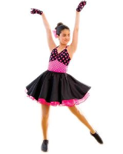 Jazz Dance Dress