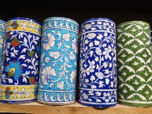Decorative Cups