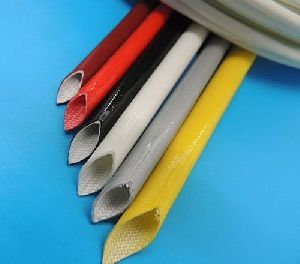 Silicon Coated Fiber Glass Sleeves