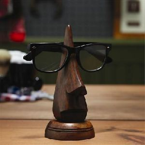 Wooden Spectacle Stand