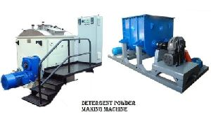 Detergent Powder Making Machine