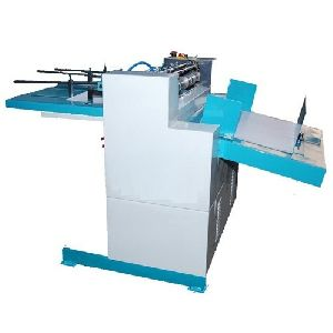 Paper Creasing and Cutting Machine