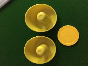 Air Hockey Striker and Puck Set