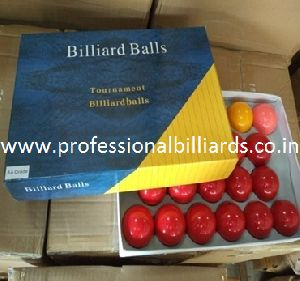 Tournament Billiard Balls