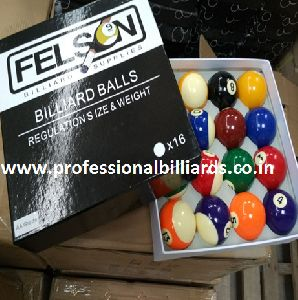Felson Billiard Balls