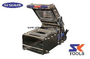 Rectangle Tray Sealing Machine