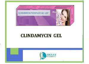 CLINDAMYCIN PHOSPHATE GEL