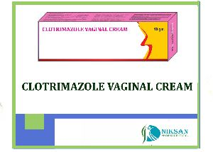 clotrimazole vaginal cream