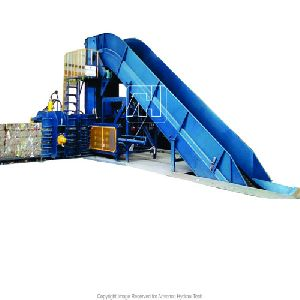 Fully Automatic Baler