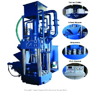 Vertical Briquetting Machine