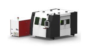 1010 Fiber Laser Metal Cutting Machine