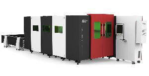 Ethercat Fiber Laser Cutting Machine