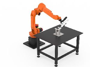 Robotic Fiber Laser Cutting Machine