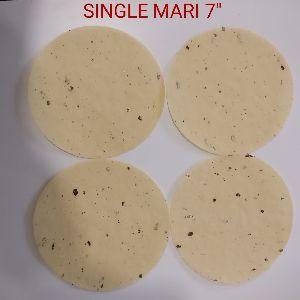 Single Mari Papad