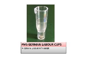 German Labour Sample Cups