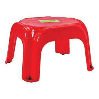 Carrola Plastic Fancy Stool