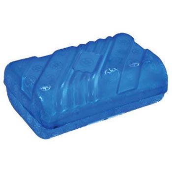 Fairy Blue Plastic Soap Case