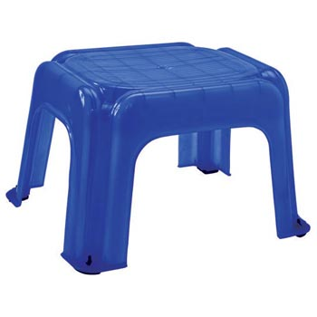 Innova Plastic Fancy Stool