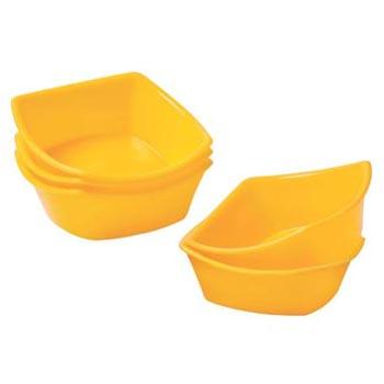 Microwavable Plastic Serving Bowl Set