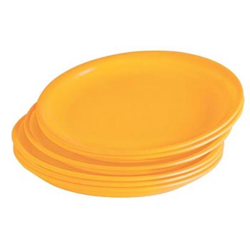 Quarter  Plate (Round) 6 pcs