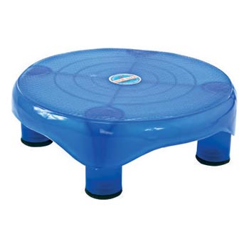 Round Big Plastic Bath Stool