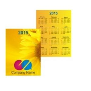 Printing Promotional Calendars