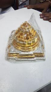 Brass Meru Yantra