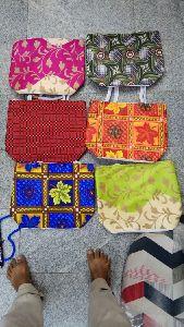 Canvas Printed Handbag