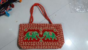 Handmade Embroidered Handbag