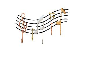 Musical Notes Wall Hanging