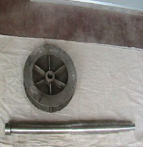 Fan And Fan Shaft