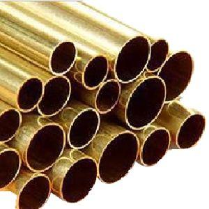 Brass Round Tube