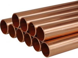 Copper Pipes and Tubes for ACR