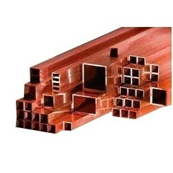 Copper Square Tube