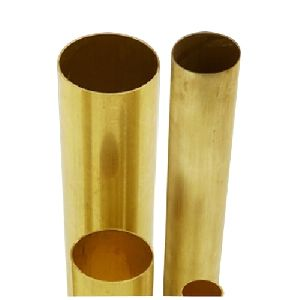 Polished Brass Tube