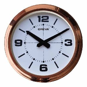 Metal Analog Clock