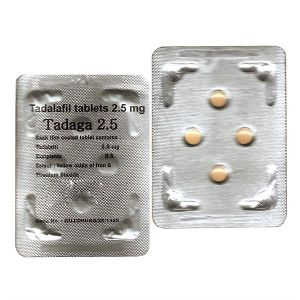 Tadaga 2.5 Tablets