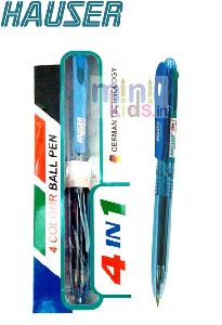 Hauser 4 IN 1 Ball Pen