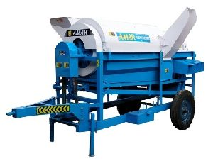 Dhan Rice Thresher