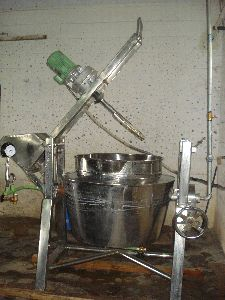 Kaju Katli Making Machine