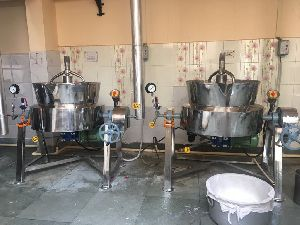 Sweet Mawa Making Machine