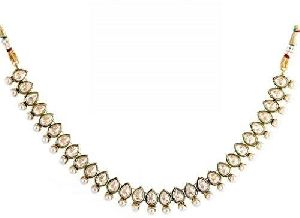 Reverse American Diamond Necklace