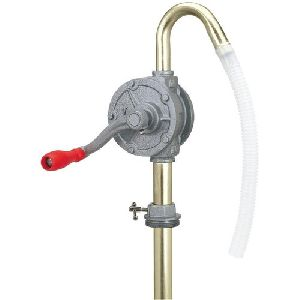 Hand Operated Barrel Pump