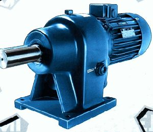 Three Phase AC Geared Motor