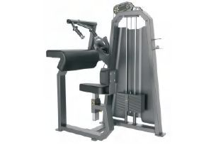 Seated Tricep Flat Machine