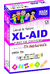 First Aid Dressing Adhesive