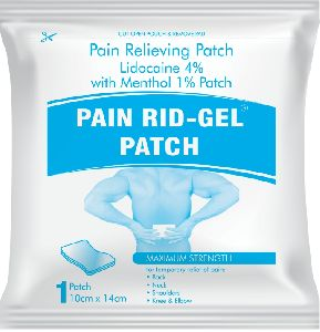 Lidocaine with Menthol Patch
