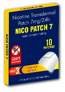 Nicotine Transdermal Patch